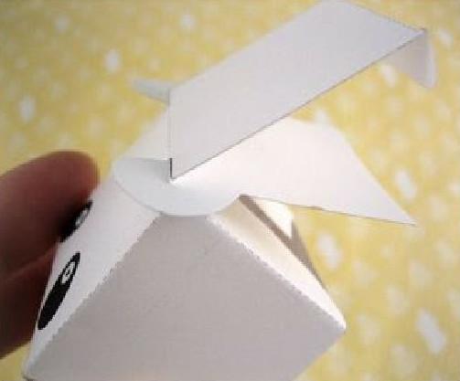 kết quả ta có một chiếc hộp hình chú gấu dễ thương phải không nào chúc các bạn thành công nhé.