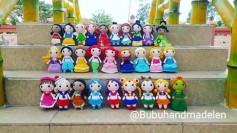 Những nàng công chúa Disney nổi tiếng siêu đẹp và đáng yêu.