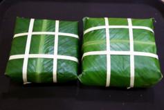 Cách gói bánh chưng vuông bằng tay cực dễ nhanh chóng cho ngày tết thêm vui
