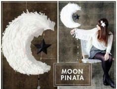 Cách làm vầng trăng trang trí