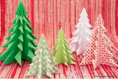 Hướng dẫn cách làm cây thông Noel cực đơn giản