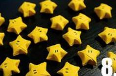 Hướng dẫn gấp ngôi sao đơn giản từ giấy màu