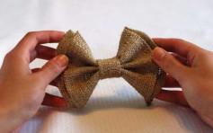 Hướng dẫn làm nơ từ vải dạ, đẹp và dễ thương