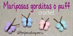 Hướng dẫn làm con bướm nhỏ từ len.